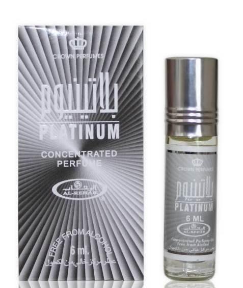 Platinum 6ml Мужские духи с ароматом свежести, гвоздики Очень свежий аромат.