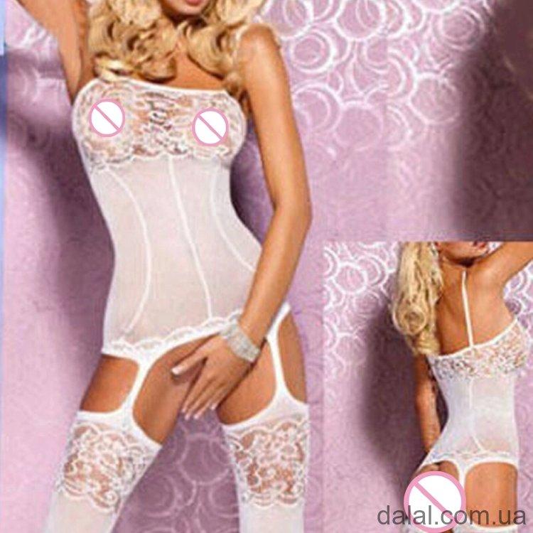 Фото женское белье эротическое белое