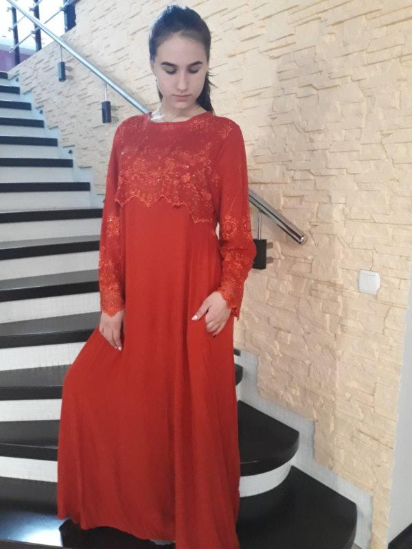 Платье 111 (размеры 38, 40, 42, 44) Ткань: сатин