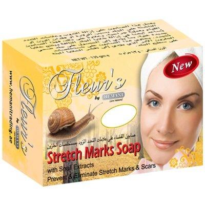 Натуральное мыло против растяжек