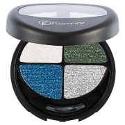 Четырехцветные тени Flormar Compact Quartet Eye Shadow 409-2732109