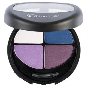 Четырехцветные тени Flormar Compact Quartet Eye Shadow 411-2732111