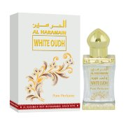 White Oud Al Haramain 12ml