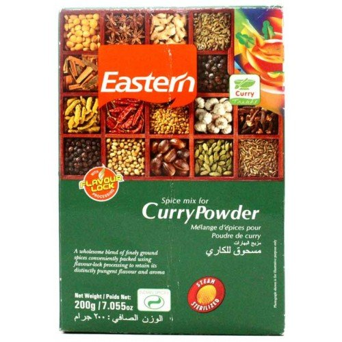 Eastern Curry powder (165g) Eastern Curry powder (200g)