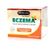 Крем от экземы Eczema Relief Moisturizing Cream 50ml Hemani