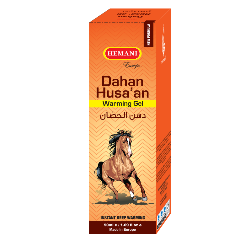 Dahan Husa'an (Warming Gel)
